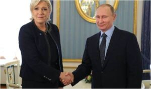 Latest News & PROPHECY: Putin wants to break up Europe Brussels bureaucrat says Russia wants to be in charge