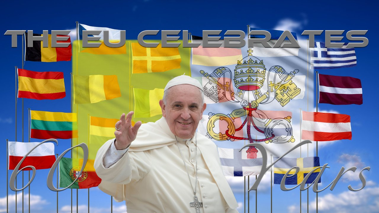 The EU Celebrates 60 Years Will Britain have an amicable exit from the EU? Video Post Bible in the News