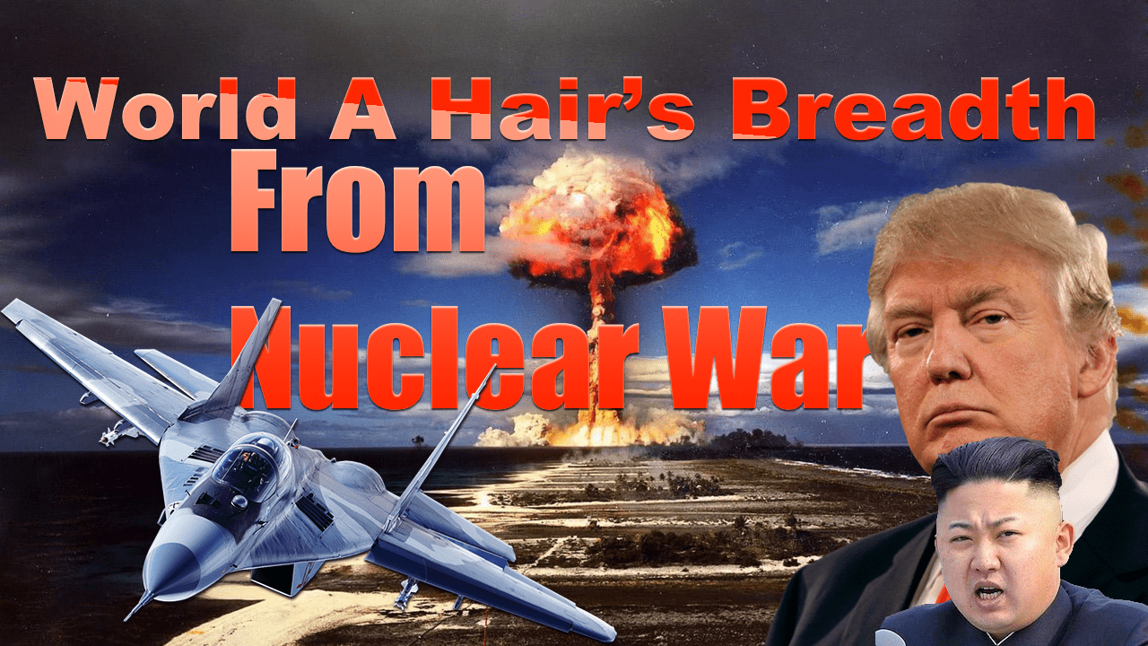 The World's Nations: On Brink of World War 3 & Nuclear War – Video Post Bible in the News