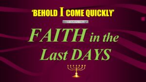 Faith in the last days - Ray Ginn: 3 Part series