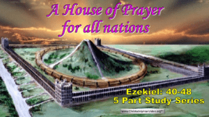 House Of Prayer For All Nations - Study 3: Walk about Zion – Tell the towers thereof  Video post