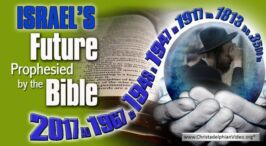 Israel's Future as prophesied by the Bible Video post