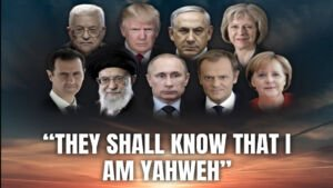 They shall known That I Am Yahweh! - Matt Davies Video post