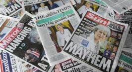 Reflections on the UK Election Result in light of Bible Prophecy- Don Pearce