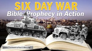 Six Day War: Bible Prophecy in Action Video post