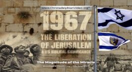 The Liberation Of Jerusalem & Its Biblical Significance 3 Videos