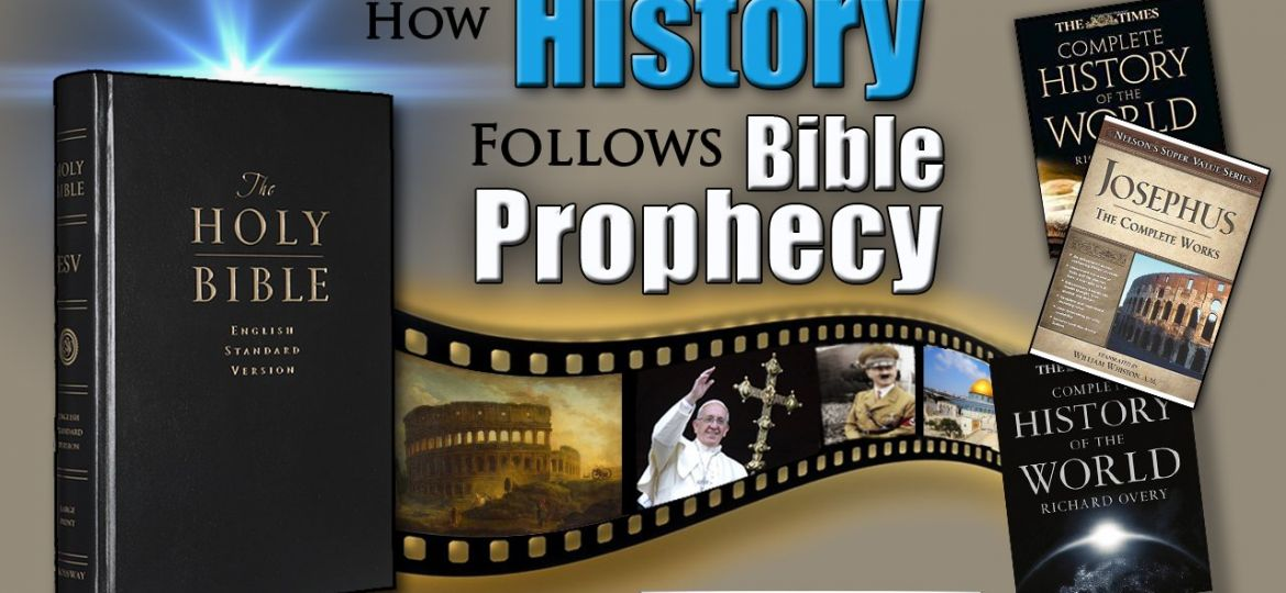 How the History of the World Follows Bible Prophecy