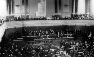 The story of Theodor Herzl and the First Zionist Congress, convened 120 years ago on this date.