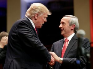 A Christadelphian BBC radio interview response to 'Fire and Fury' - Robert Jeffress on God, Trump and North Korea:
