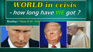 The World In Crisis: WW3 Imminent! How long have we got? - Video post