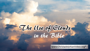 The use of Clouds in the Bible Video post