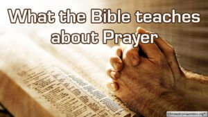 Practical Discipleship: Prayer Video post