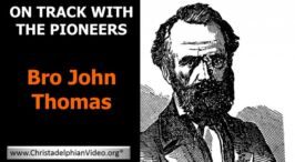 The life and work of Dr John Thomas