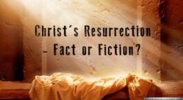 Why I believe in the Resurrection of Jesus!