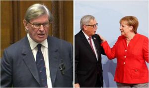 'Undemocratic' European Union has become a German empire, Latest News & PROPHECY