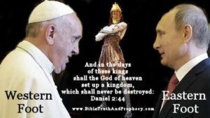 Must See! Bible Prophecy concerning the Papal Influence in the Last Days Video post