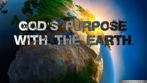 God's Purpose with the Earth - Christadelphian TV