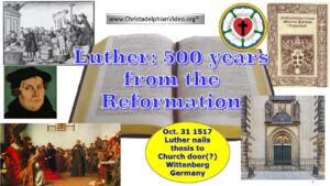 Martin Luther: 500 years on from the Reformation - Video Post