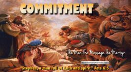 Stephen: The Man, The Message -5 Part Video Bible Study