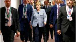 Signs of the Times Update: A Growing Divide between U.S.A and EU Defying Trump EU leaders commit to Iran Nuclear Accord