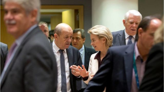 Latest News & PROPHECY EU launches new era in defense cooperation