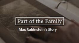Max Rubinstein's Story - 'Part of the Family' Christadelphians and the Kindertransport