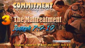 Stephen: The Man The Message: Part 3 'The Maltreatment'- Video Post