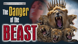 The 3 Deceivers of the Faithful: Study 1 'The Danger of the Beast' The Apocalypse.