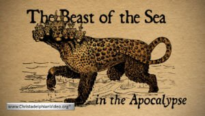 The 'Beast of the Sea' in the Apocalypse