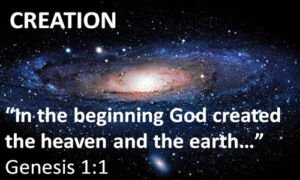 Creation vs Evolution: God's Grace in Creation The Overwhelming Evidence in support of Creation above Evolution