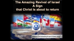 The Amazing Revival of Israel: A Sign Christ is about to return Video post