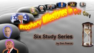 Bible Prophecy comes alive in 2017-18 -  6: Drawing the Nations To Armageddon