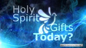 Why the Holy Spirit Gifts Are NOT Available Today Video Post