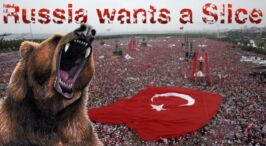 WOW! -Russia is circling the prey, looking to take a slice out of Turkey!! Bible in the News Video Post