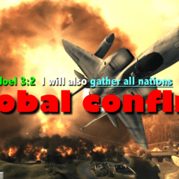 WAKE UP! Global Conflict Imminent! -: Joel 3: 'I will also Gather 'ALL' Nations' Prophecy New Video Release