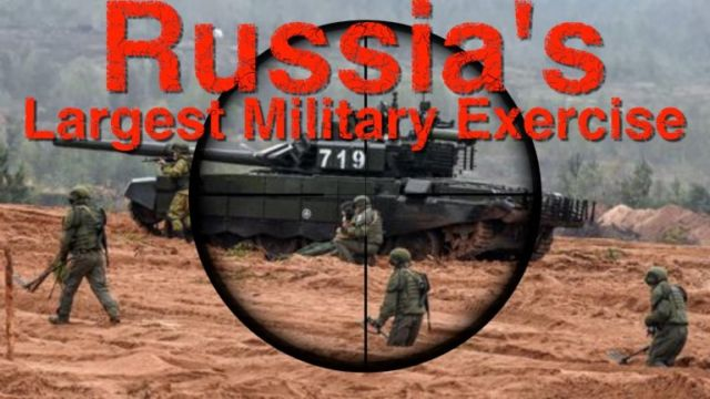 WOW! Russia's Largest Military Exercise in History!  Russia in Bible Prophecy - Bible in the News Video Post