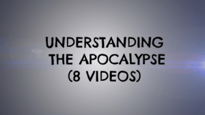 Understanding the Apocalypse - Jim Cowie 8 part Bible Study Series 2014