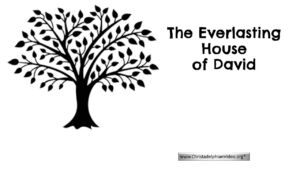 The Everlasting House of David - Video post