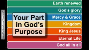 Your part in God's purpose! Truth New Video Release