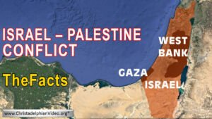 Must See: The Israel - Palestine Conflict - The Facts! Video Post