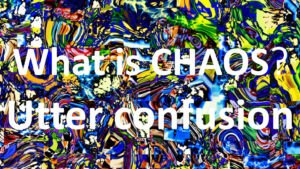 Peace in a Chaotic World? is it possible? Video Post