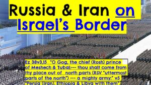 Russia on Israel's Border & on the Warpath For WW3!! New Video Release