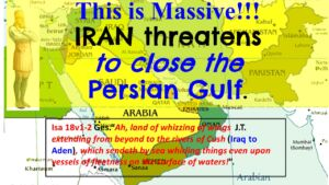 BREAKING! Because of US sanctions - Iran Threatens to Close Persian Gulf: World Chaos will follow New Video Release