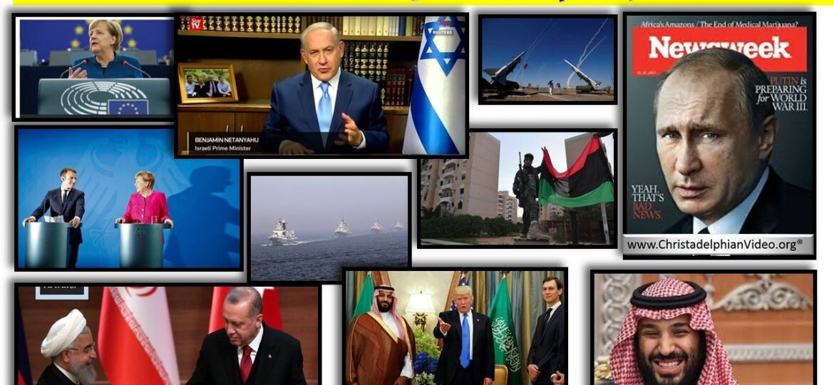 2018 in Review - Bible Prophecy in Action - TM