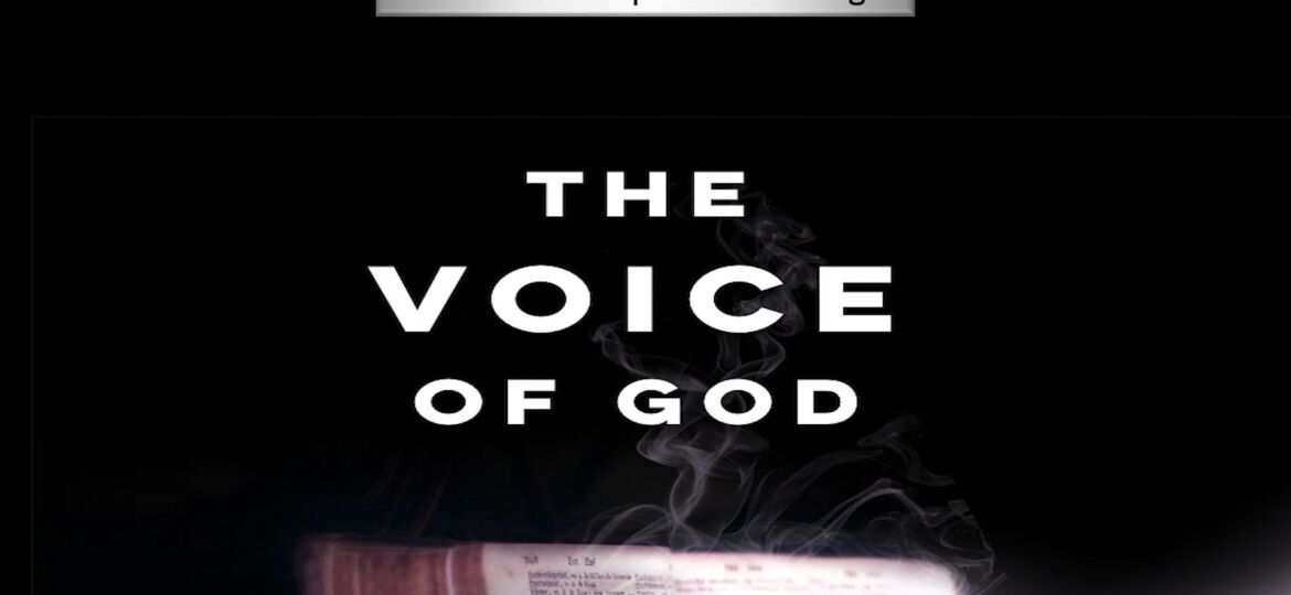 The Voice Of God.16.9