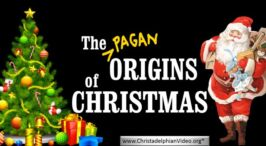 The Pagan Origins of Christmas - Video Post
