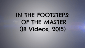 In the Steps of the Master - Israel Tour Bible Series (18 Parts)