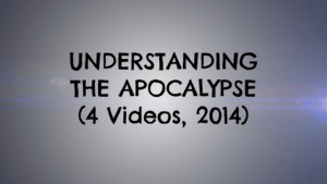 Understanding the Apocalypse - Jim Cowie 4 part Bible Study Series 2014