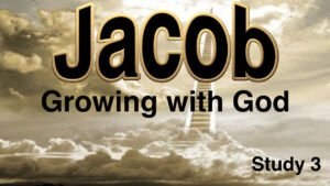 Jacob - Growing With God - 5 Part Series Part 3: 'Syrian Life' Bible Study