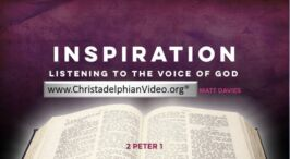 Inspiration and Listening to the Voice of God